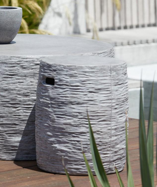 Portico Avila Outdoor Side Table