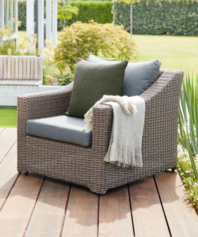 Portico Bermuda Outdoor Armchair