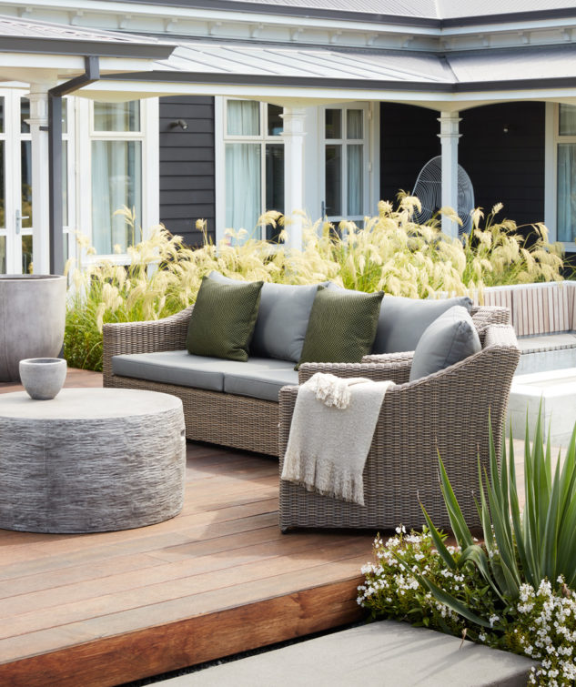 Portico Bermuda Outdoor Sofa