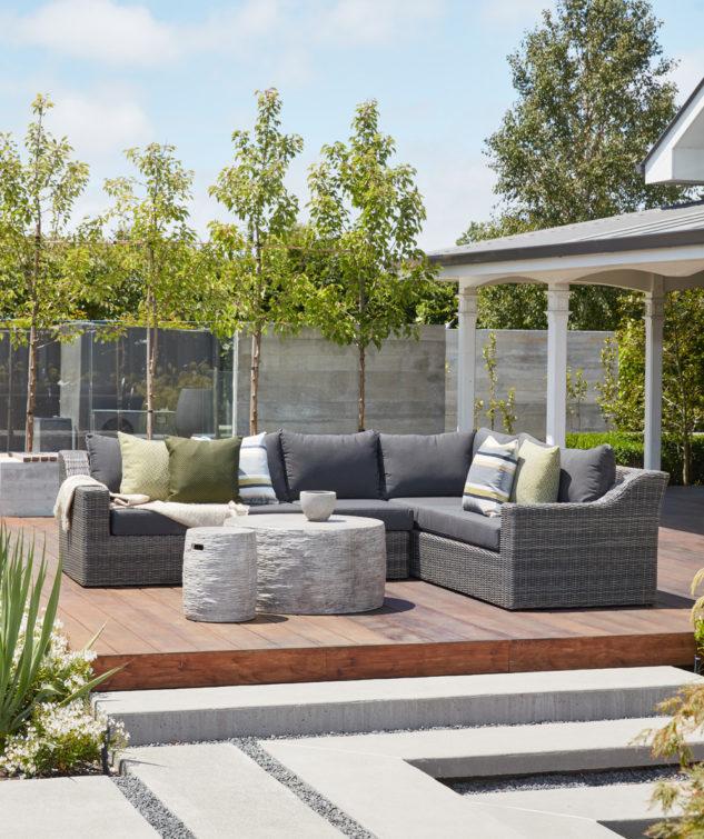 Portico Mauritius Outdoor Corner Sofa