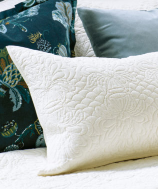 Bianca Lorenne Fontanella Pillowcase