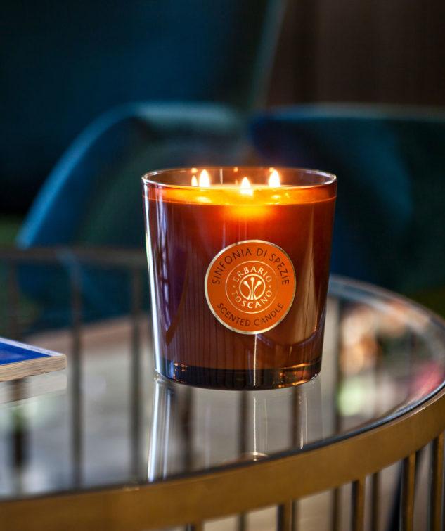 Erbario Toscano 800gm Scented Candle