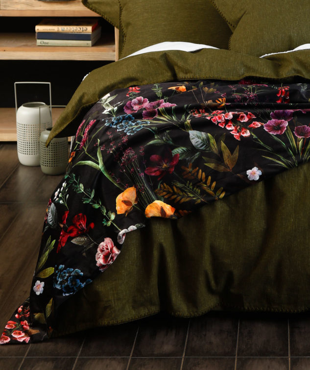 MM Linen Maisie Velvet Throw