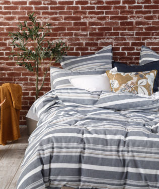 MM Linen Matakana Duvet Set