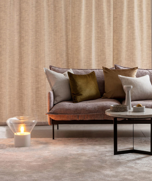 James Dunlop Fusion Cocoon Fabric Collection