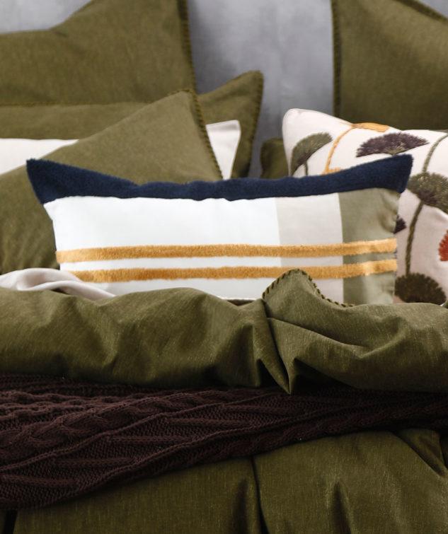 MM Linen Baker Cushion