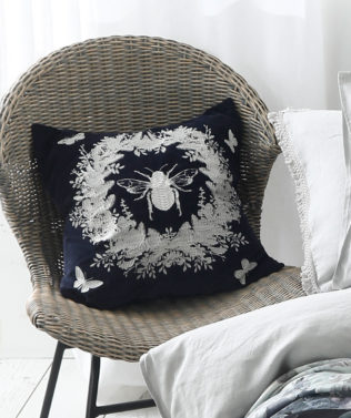 MM Linen Bebe Cushion