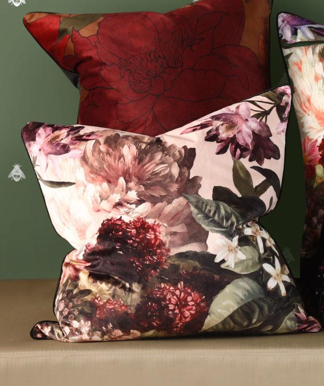 MM Linen Fiorella Cushion