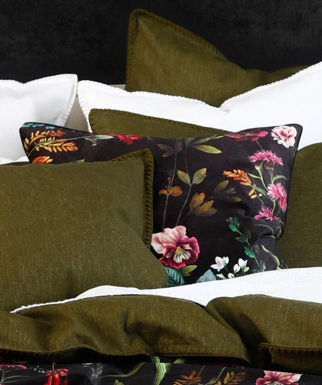 MM Linen Maisie Cushion