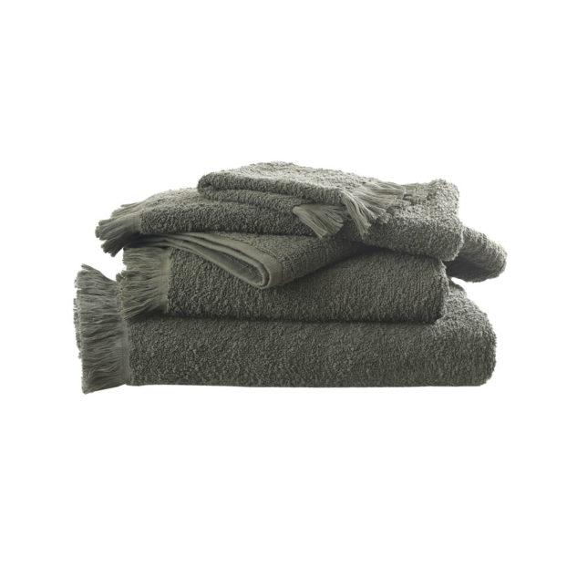 MM Linen Tusca Towel Lichen