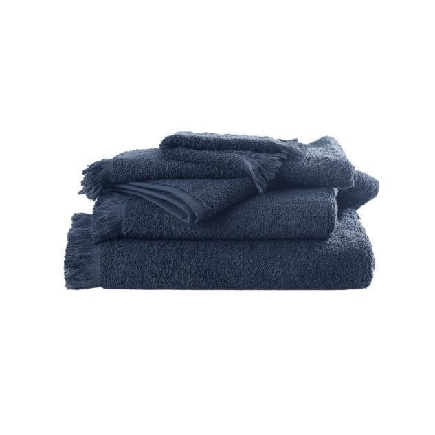 MM Linen Tusca Towel Onyx