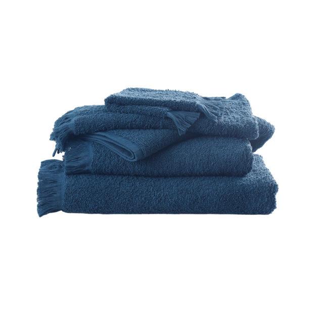 MM Linen Tusca Towel Teal