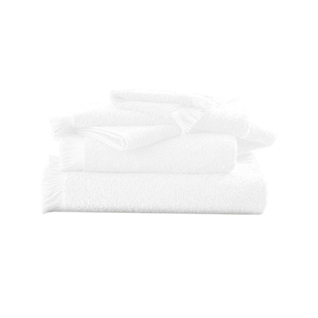 MM Linen Tusca Portugese Towel White