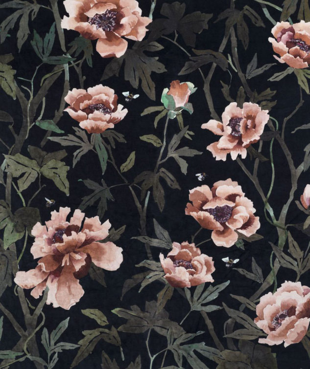 Mokum Ikigai Fabric Collection Peonia 633x755