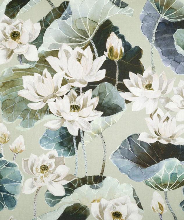 Mokum Ikigai Fabric Collection lotus 633x755