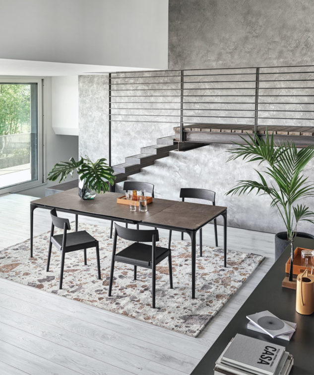 Calligaris Silhouette Dining Table Lifestyle 2 633x755