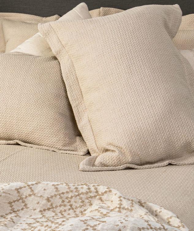 Linens More Killian Pillow Natural 1 633x755