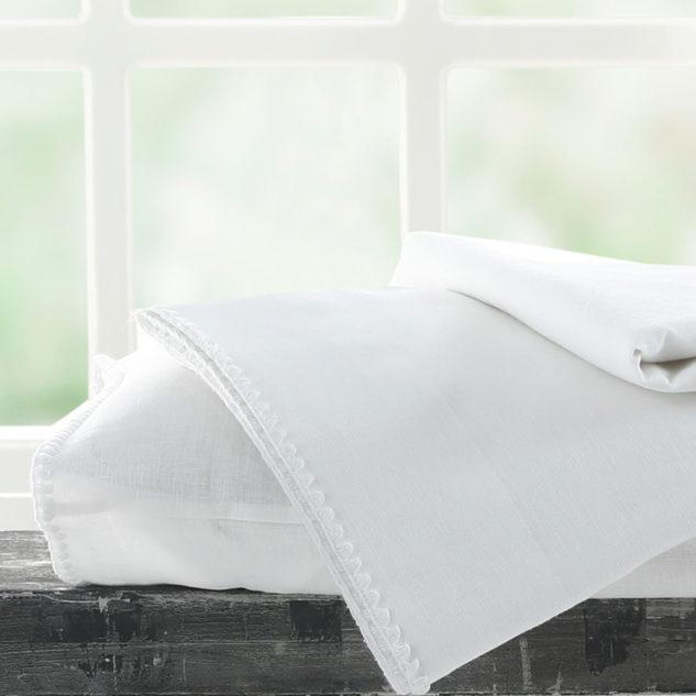 MM Linen Stitch Sheet Set White 633x633
