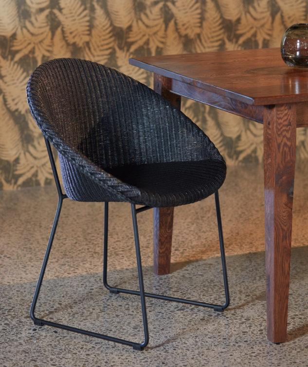 Joe Dining Chair Black Thumbnail 633x755